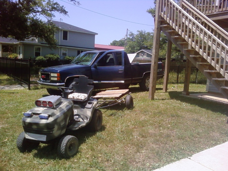 My Camoflauge 2004 Craftsman (with an update) 06190911