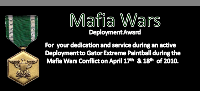 Mafia Wars After Action Review Badge10