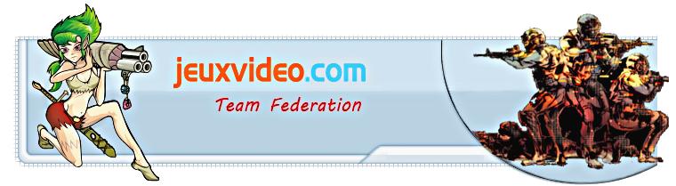 MGO : JeuxVideo.com Team Federation