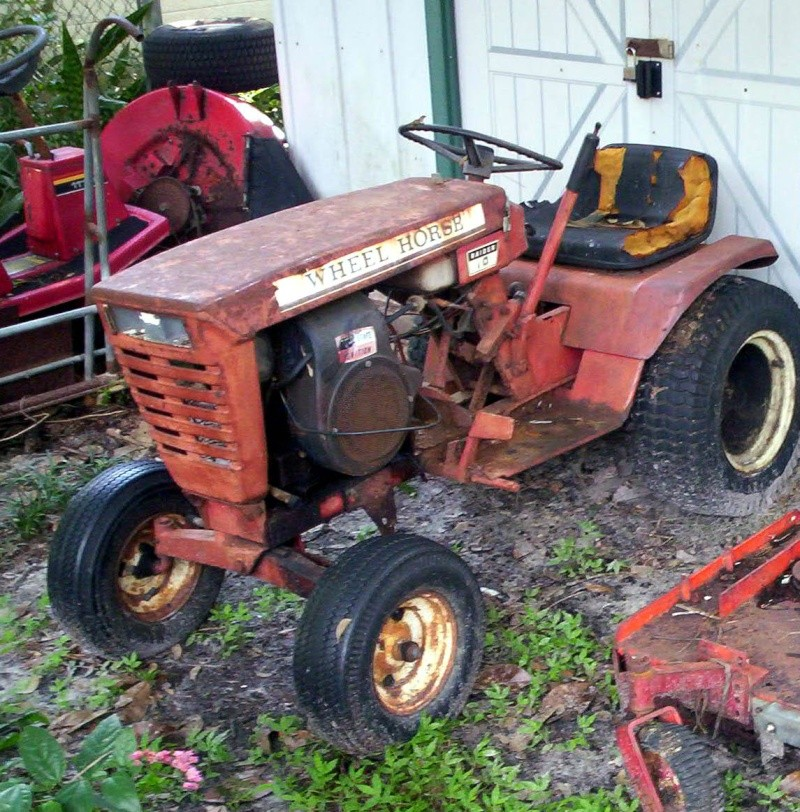 Whats your oldest tractor you owned? 80710010