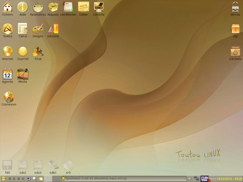 ToutouLinux 4.31 Im116