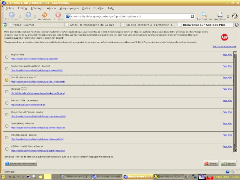 ToutouLinux 4.31 Im410