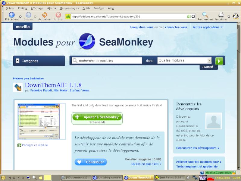 ToutouLinux 4.31 Im510
