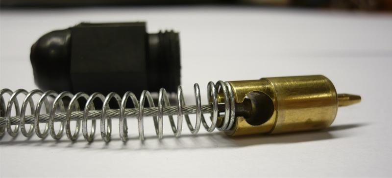 Eliminar patilha ar/choke + cabo LTZ/KFX/DVX  A2840910