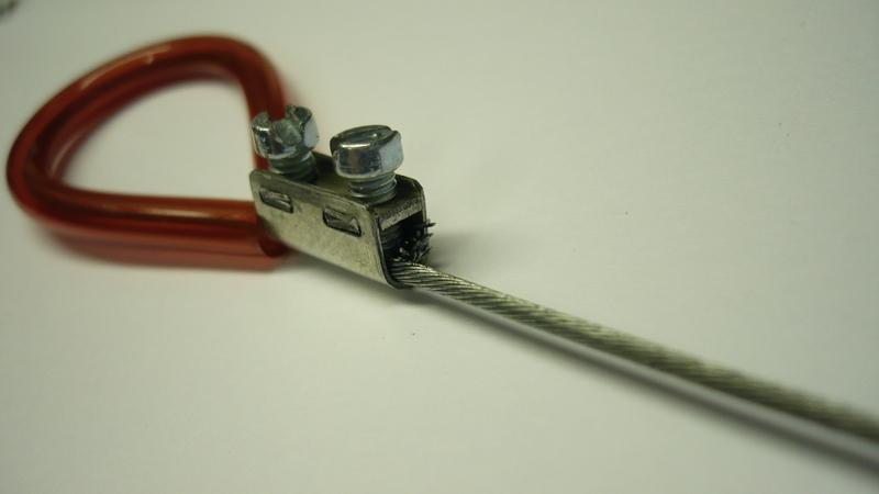 Eliminar patilha ar/choke + cabo LTZ/KFX/DVX  A7846010