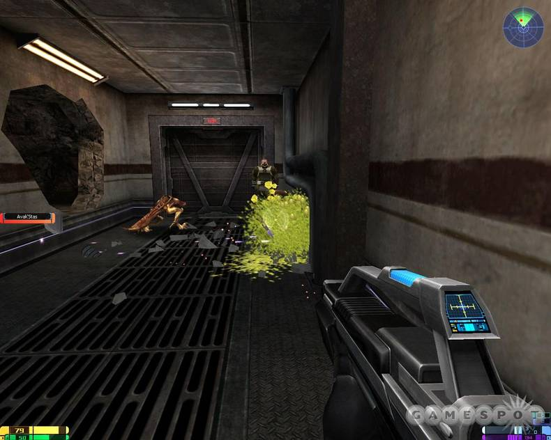 حصريا لعبة الاكشن والاثارة  Star Trek Elite Force II Rip Elitef11