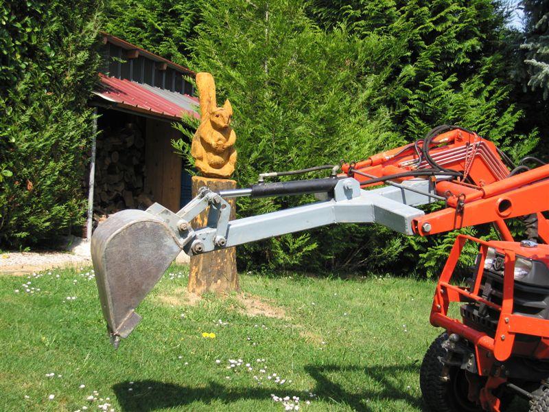 Réalisation d'un accessoire pour tracteur. 25_avr18