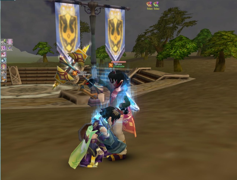 Me and fast having fun after nice GW Flyff_11