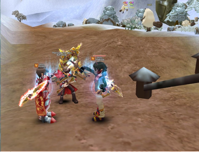 Hunting guildies all day (: here what i found Guild_10