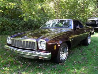 I finally got my 75 Chevelle! Chevel12