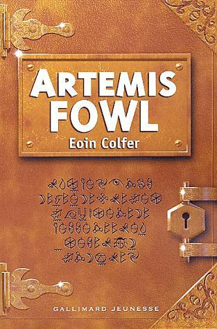 ARTEMIS FOWL (Tome 1) de Eoin Colfer Art_110