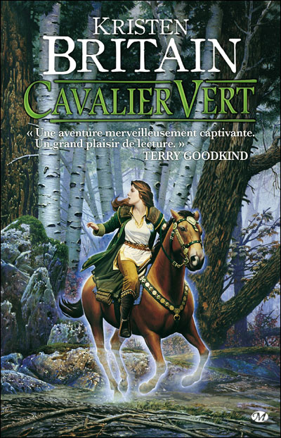 CAVALIER VERT (TOME 1) de Kristen Britain Livres12