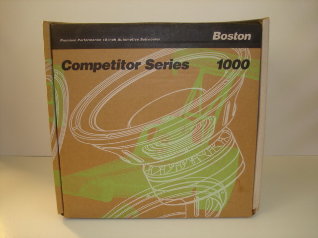 Boston competitor subwoofer 1000 series (New) Dsc05313