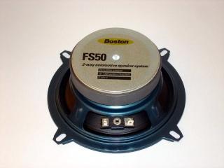 Car Speaker Boston FS50 Dsc05327