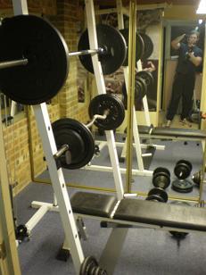 Brawns log Gym310