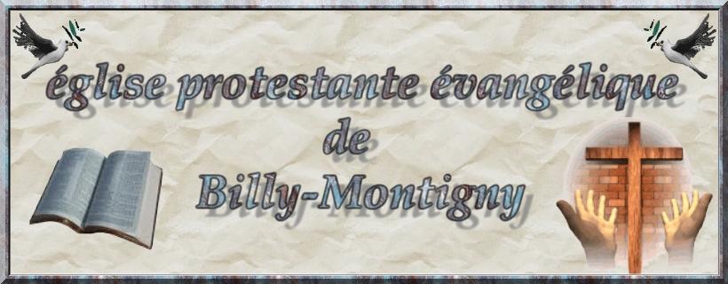 église protestante évangélique de Billy-Montigny
