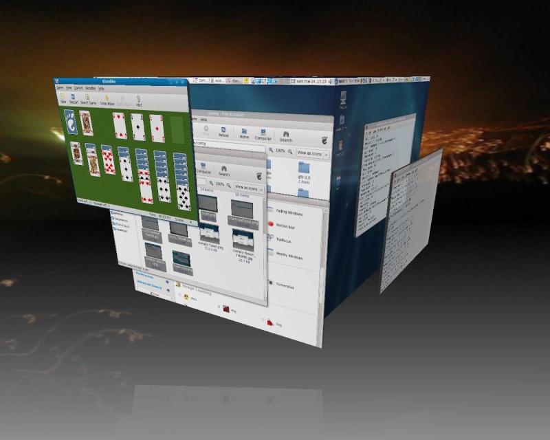 Les Variantes d'Ubuntu Compiz10