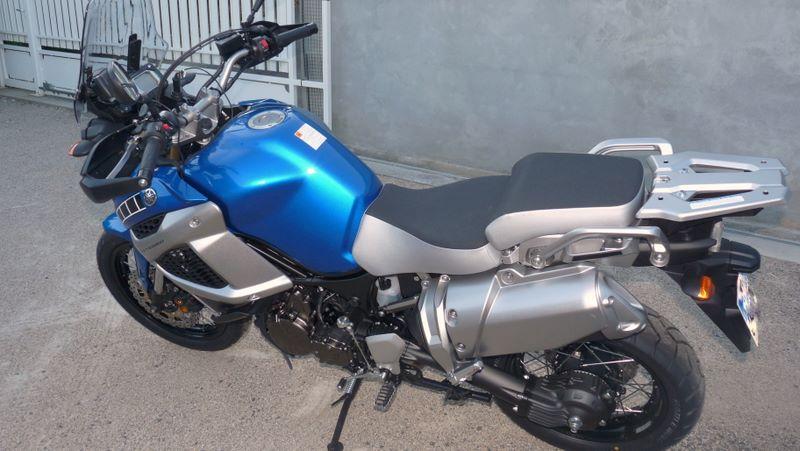 Ma XT 1200 Z at home :) P1100913