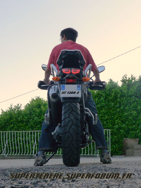 Ma XT 1200 Z at home :) St_p1111