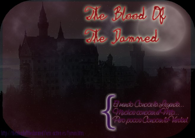 The Blood Of The Damned