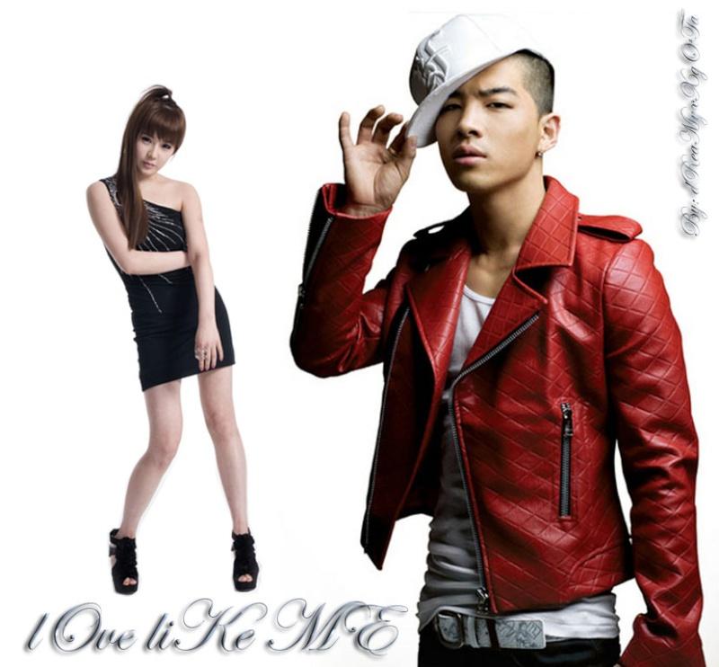 Love liKe ME [TaeyangXXPark Bom] Tae110