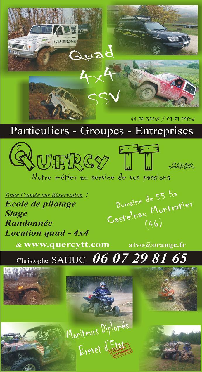 Centre tout terrain Quercy TT Plaque10