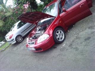 Mwa c Honda Civic  ma TUTUR  lol Image112