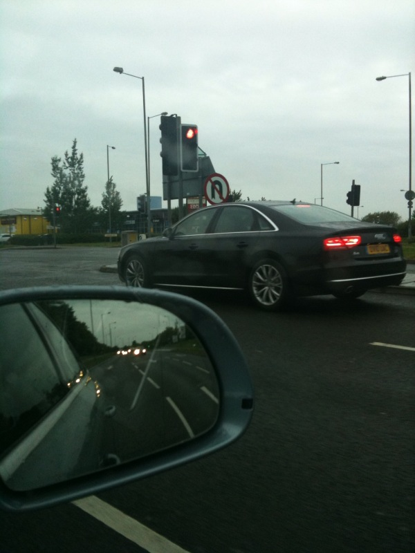 New D4 A8 on the road in Swindon! A8_swi10