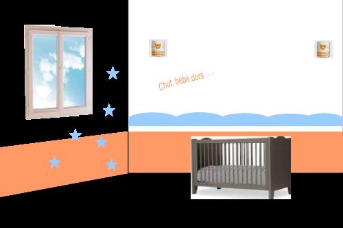 couleur chambre bebe avec meuble gris / taupe? Plan_c11