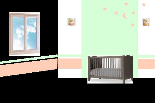 couleur chambre bebe avec meuble gris / taupe? Plan_c12