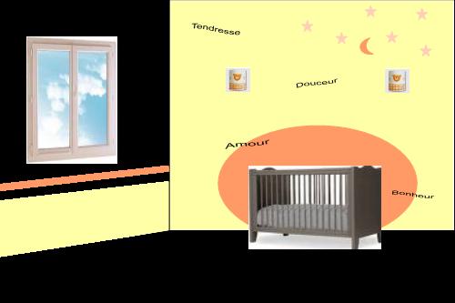 couleur chambre bebe avec meuble gris / taupe? Plan_c13