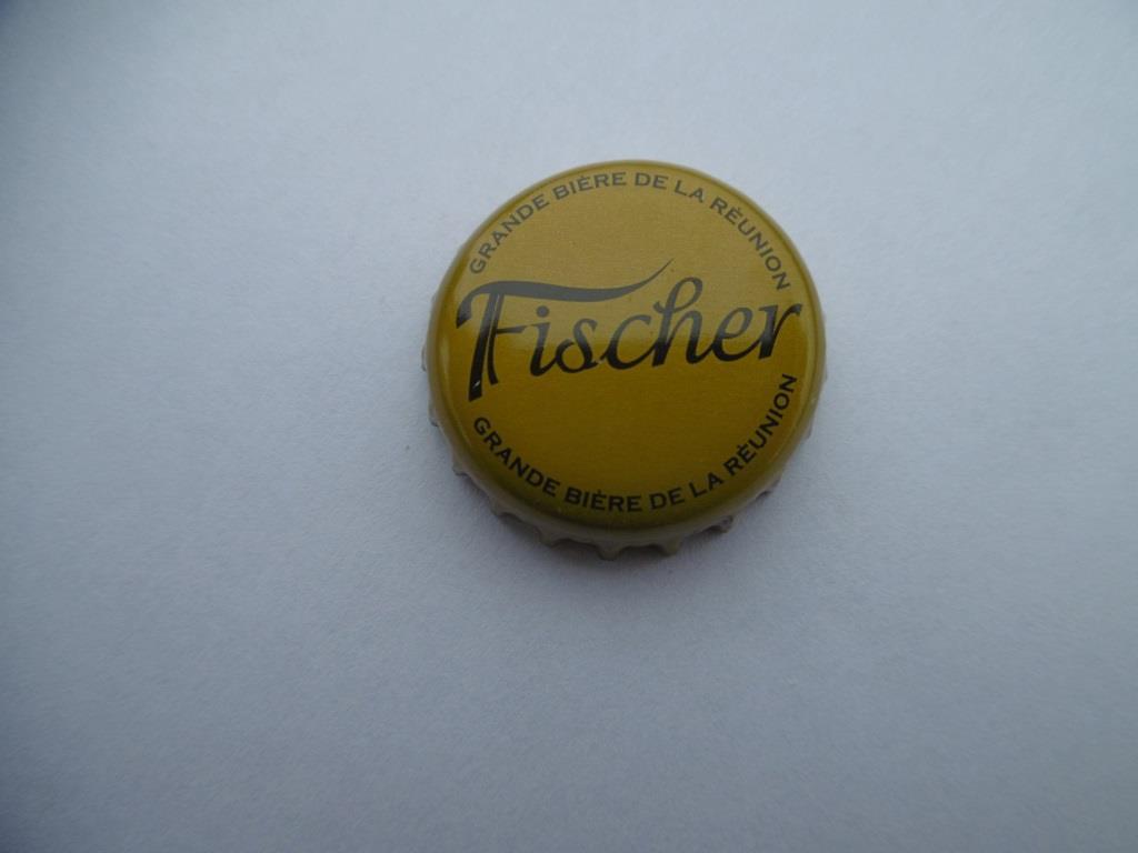 Capsules de Bières Fischer Ile de la Réunion Fische12