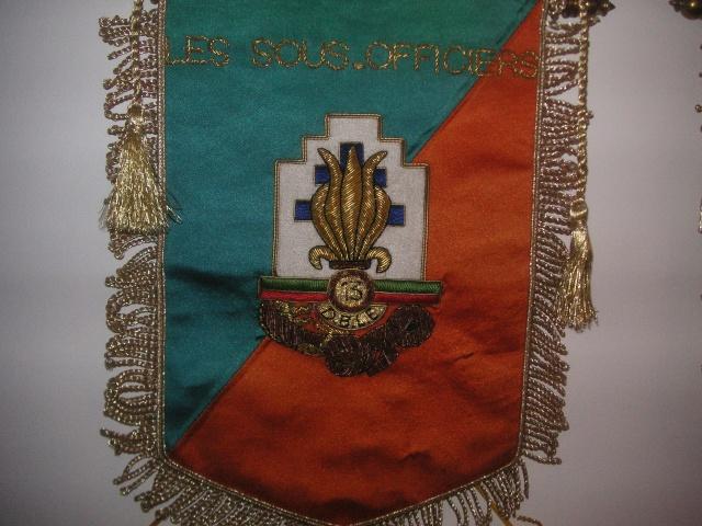 Ma collection sur les fanions légion Tome IV 01910