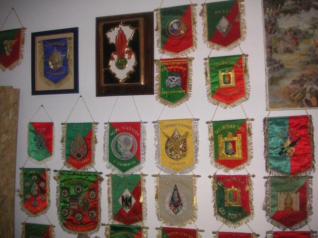 Ma collection sur les fanions légion Tome V 05110