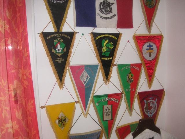 Ma collection sur les fanions légion Tome V 05410