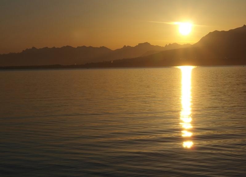 Un lever de soleil P4065111