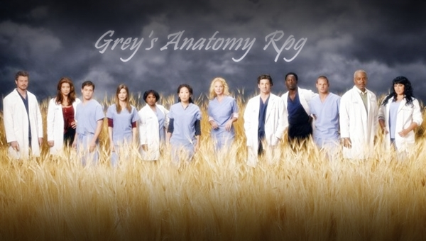 Grey's Anatomy Rpg