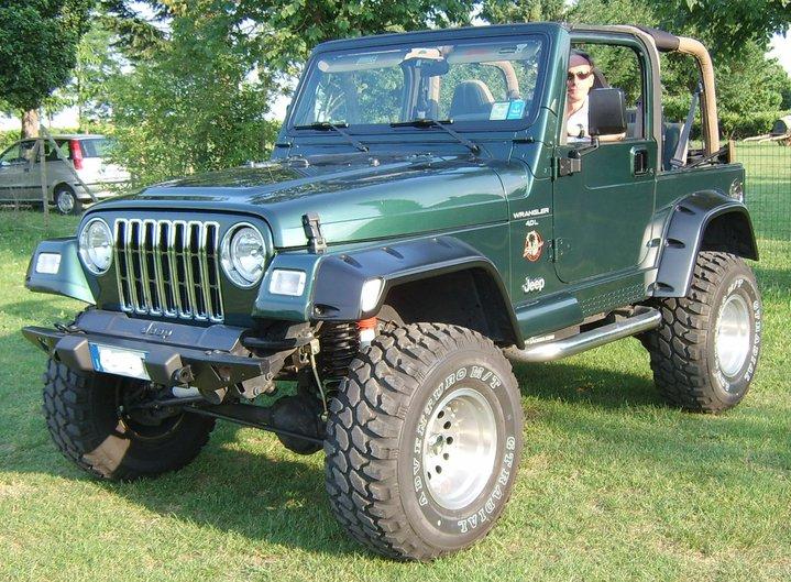 .....la metamorfosi di little Hulk...... Jeep310