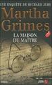 [Grimes, Martha] Richard Jury - Tome 21: La maison du maître La-mai11
