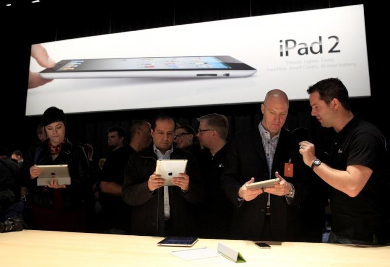 iPad 2 deve entrar para o Guinness como eletrónico mais bem-sucedido em vendas. Apple-10