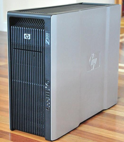 Noticias de Hardware Hp-z8010