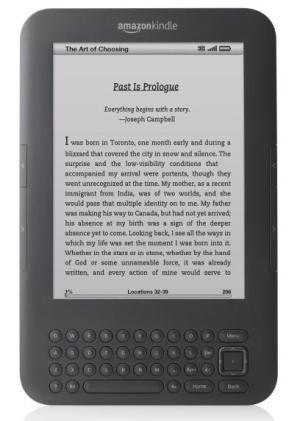 No Kindle, os jogos são um sucesso Kindle10