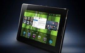 Tablet da RIM não deverá sair antes de Março Playbo10