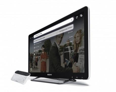 Televisores com ligação à Internet vendem mais que televisores 3D Sony-610