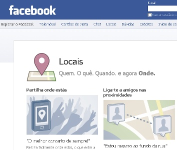Facebook Places já está disponível em Portugal Untitl16
