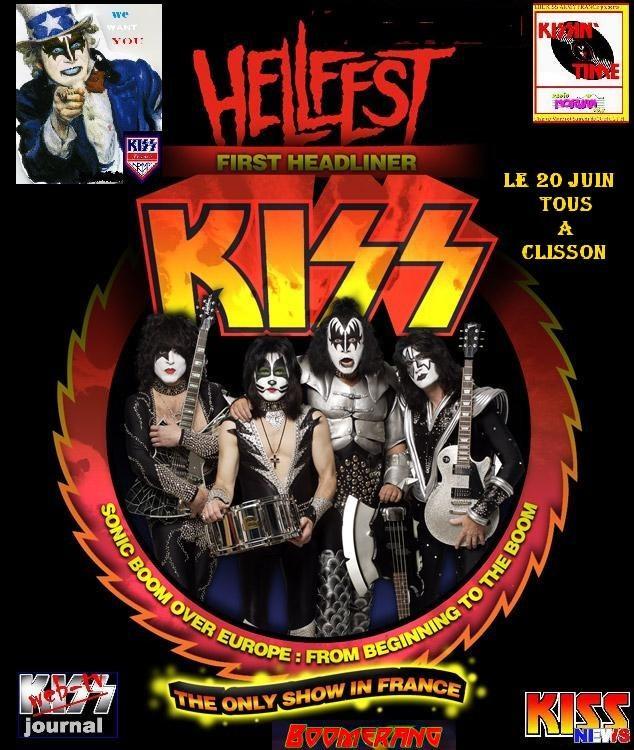 Le Hellfest 20 juin 2010 à Clisson.. Hellfe10