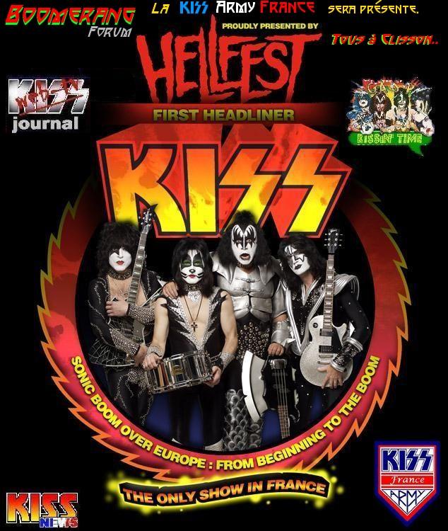 Qui sera au Hellfest le 20 juin 2010 pour KISS ? Hellfe14