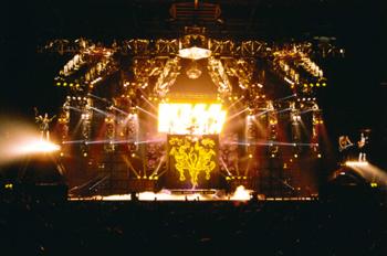Alive  Worldwide  1996/1997 Kiss-910