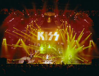 Alive  Worldwide  1996/1997 Kiss-913