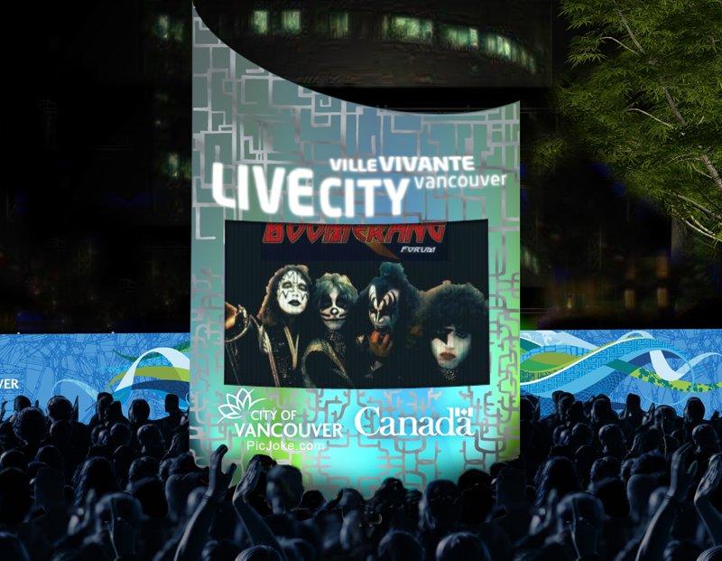 KISS  CITY Live_c10